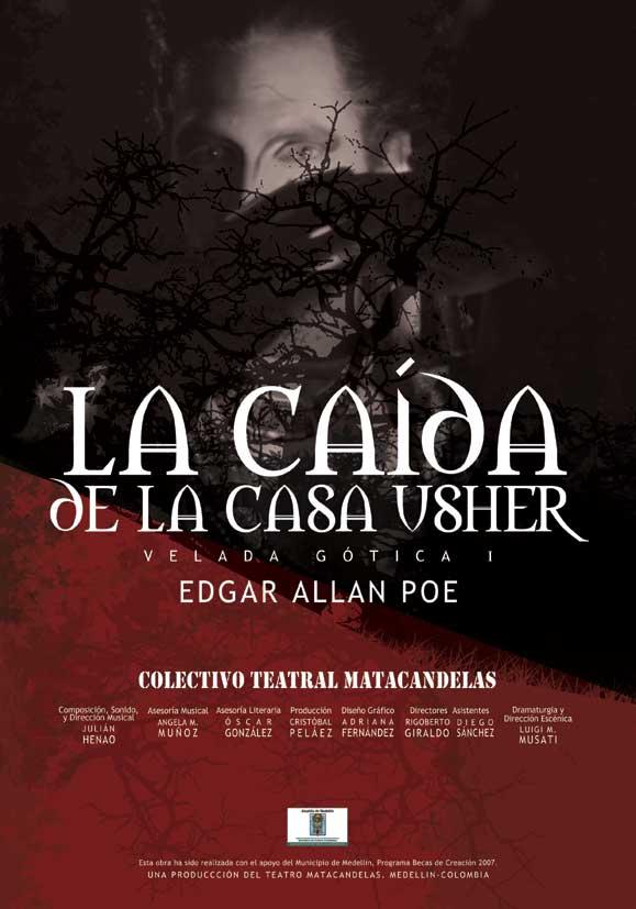 RESUMEN LA CAIDA DE LA CASA DE USHER - Edgar Allan Poe